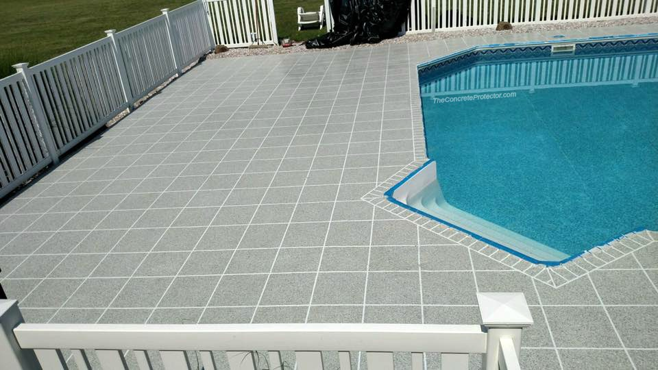 Graniflex Pool Deck Resurfacing | Celina Ohio