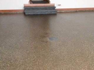 Epoxy Flake Garage Flooring | St. Mary's Ohio
