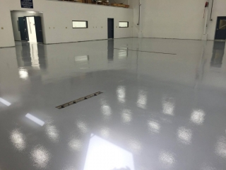 Durable Resinous Flooring   Celina Ohio